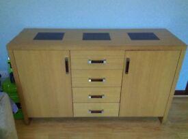 stylish cupboard / side board / storage unit.