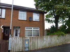3 Bedroom House to Rent Dunavon Park Dungannon