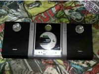 Phillips micro hi-fi system