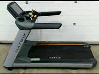Matrix treadmill cardio commercial industrial *not bike weights dumbell