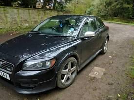 2009 Volvo c30 R-Design 2.0 Diesel swap px sell low miles