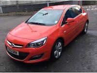 Vauxhall Astra SRI 1.6 Petrol Automatic