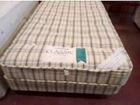 3ft 6 divan contour paedic bed