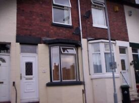 2 BEDROOM TERRACED TO RENT FLOYD ST STOKE