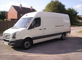 MAN AND VAN-HUDDERSFIELD,HALIFAX,BRIGHOUSE-FROM £20-LOWCOST HOUSE MOVES.