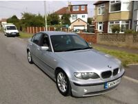 2004 BMW 320 Facelift model, Good tyres, SAME LADY OWNER for last 6 years, Service history till 154k