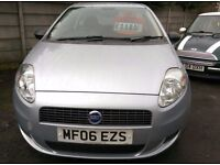 FIAT PUNTO 1.2 NICE AND CLEAN CAR MOT JULY 2017
