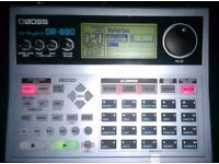 BOSS DR880 RHYTHM/DRUM MACHINE