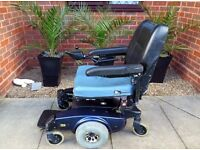 Invacare electric powered mobility wheelchair cheap
