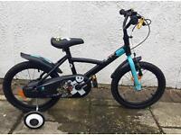 """Boys Bike - 16"""" Wheels - EXCELLENT Pristine"""