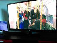 """LG 50"""" 3D TV"""