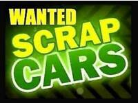Cars /scrap cars bought for cash