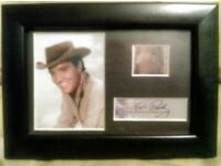 ELVIS LIMITED EDITION PICTURE