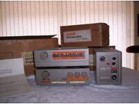 Quad Stereo System