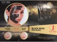 Red top black mask 150ml
