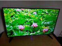Blaupunkt 43 inch smart tv