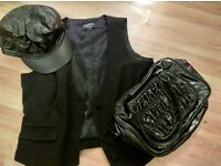 various clothing items incl dresses, shorts, tops, jeans