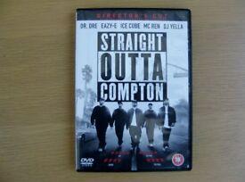 Straight Outta Compton DVD Directors Cut.