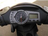 Gilera runner 125cc four stroke for spares or repairs