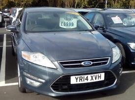 FORD MONDEO 2.0 TDCi 163 Titanium X Business Edition (grey) 2014