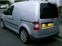 CAMPER. VW Caddy 1.9 tdi C20 day van conversion.