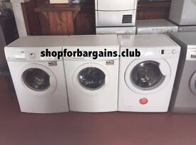 Reconditioned Washing Machines for sale from £120 inc. 2 year warranty