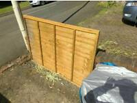 fencing free delivery