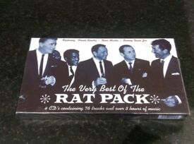 The Very Best of the Ratpack - CD/Boxset