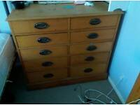 Sturdy, lovely drawers