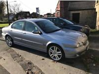 2003 JAGUAR X TYPE SPORT 1 OWNER FROM BRAND NEW VERY LOW MILEAGE AUTOMATIC FULLY LOADED AUTO