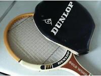 Vintage Tennis Racket