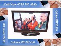 "SAMSUNG 32"" LCD HD TV. ****"