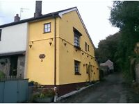 Loveley 2 bedroom house for let in Glais