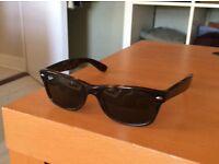 Rayban wayfarer sunglasses original