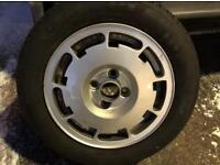 Genuine Mk1 Golf Pirelli P Slots