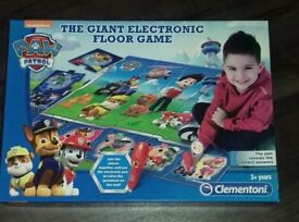 Paw Patrol Floor Game