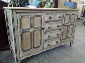 Stripped ercol sideboard