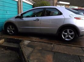 Honda civic 1.8 i-vtec 2006 64k swap/px #offers welcome#