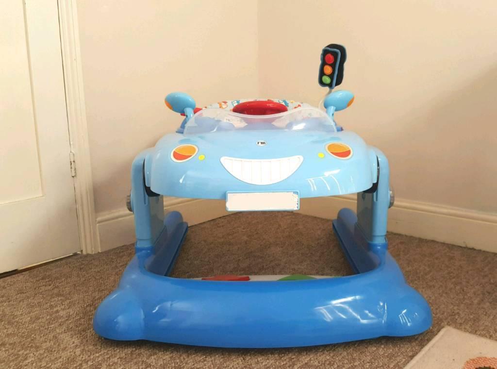 1ab312a68 Mothercare Car Walker   Bouncer