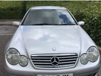 Mercedes-Benz C220 for sale £1295