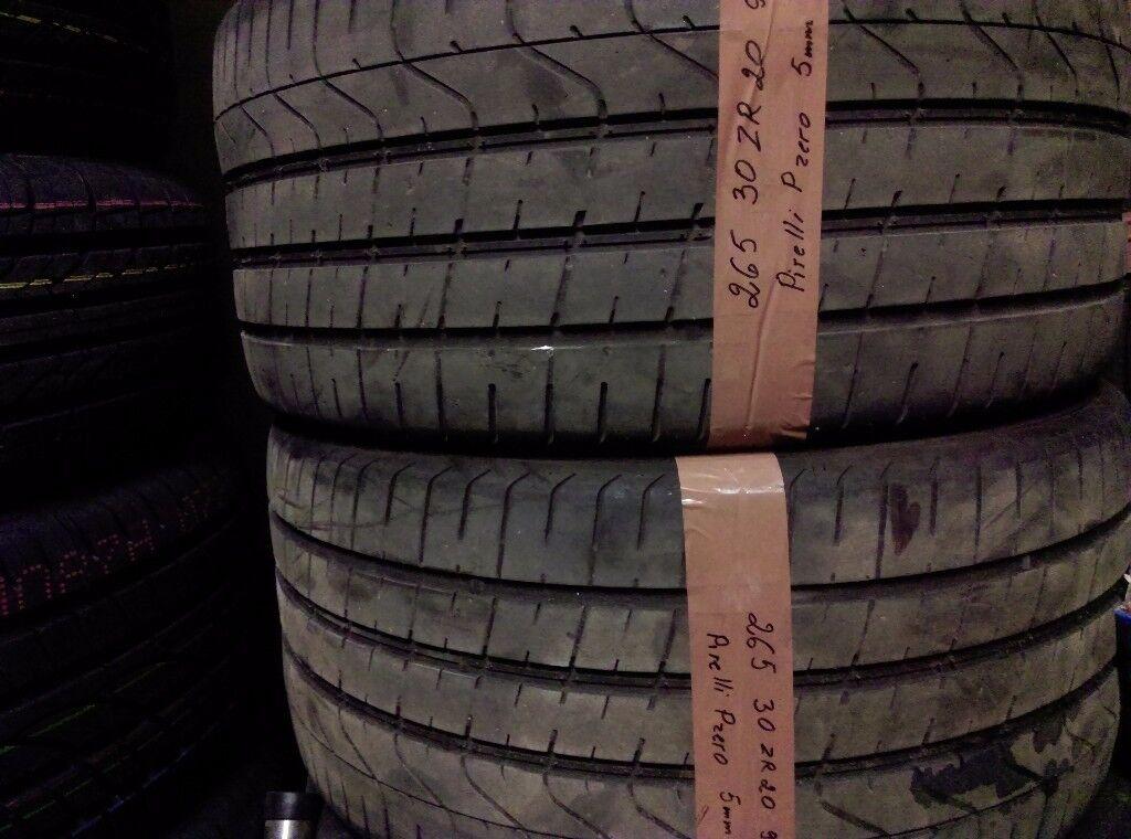 265/30ZR20 Pirelli