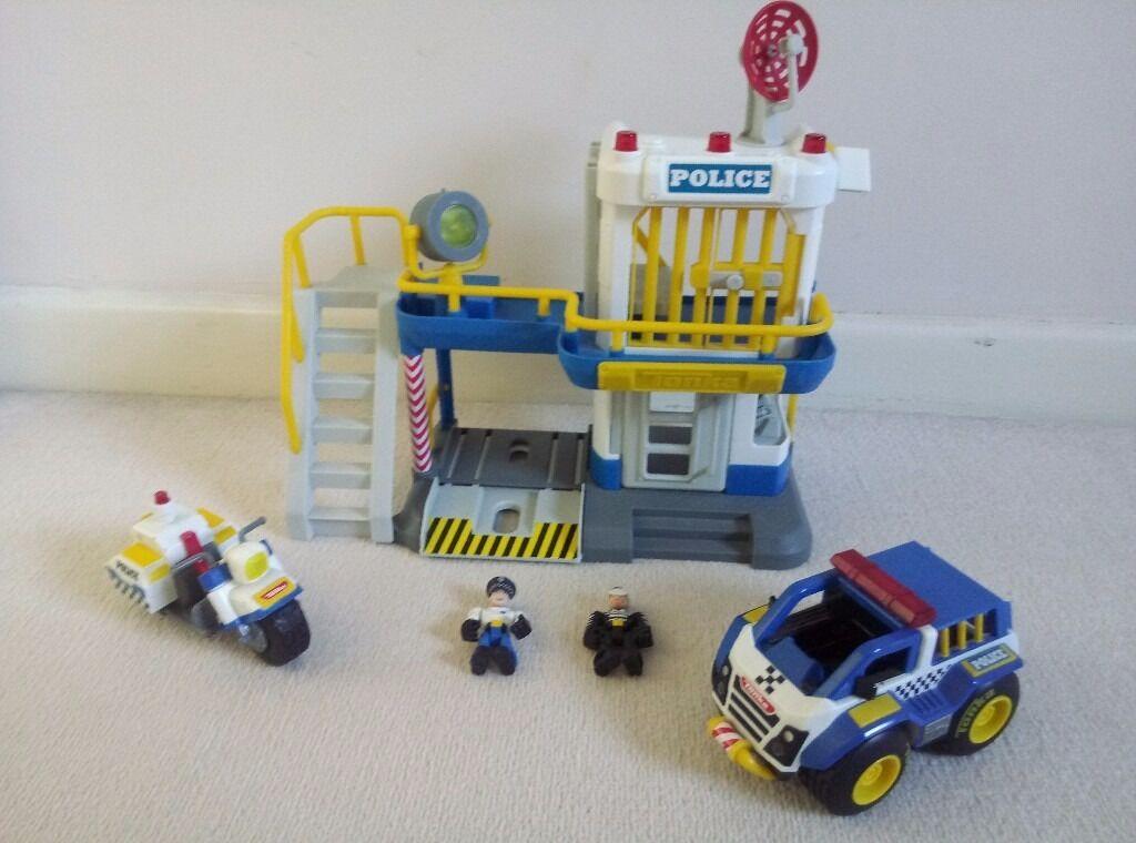 Tonka Town Police Set
