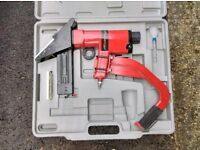 pneumatic air flooring staple gun