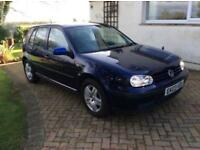 Golf match mk4 1.6 5 door