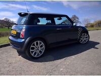 mini cooper s checkmate supercharged