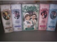 Upstairs Downstairs vhs tapes