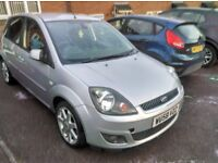 Ford Fiesta 2008 - Mot to April 19 - Regularly serviced