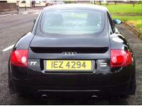 Audi TT Quattro 1.8 225bhp 2002