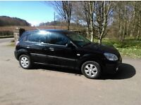 KIA RIO 2 5dr very tidy and reliable : Bargain
