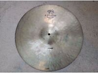 "Zildjian K Constantinople 18"" Crash Cracked (Free P+P)"